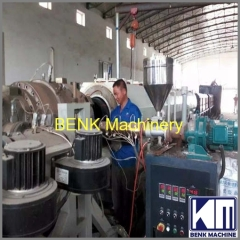 200-630MM PP PE pipe Extrusion Line