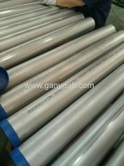 Welded tube for sugar industrial