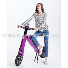 Automatic Smart Electric Foldable scooter