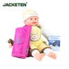 JACKETEN First aid kit Rucksack backpack Medical instrument kit ECG machine package AED ALS ILS BAG Emergency kit JKT026