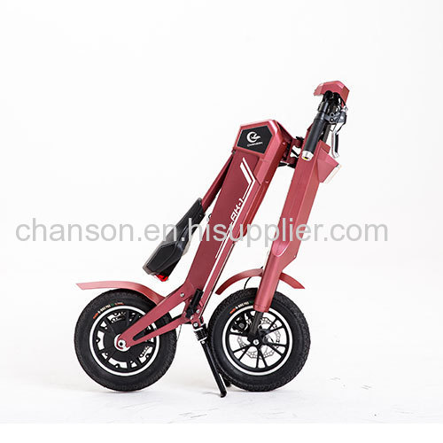 Smart Automatic Foldable Electric motorcycle