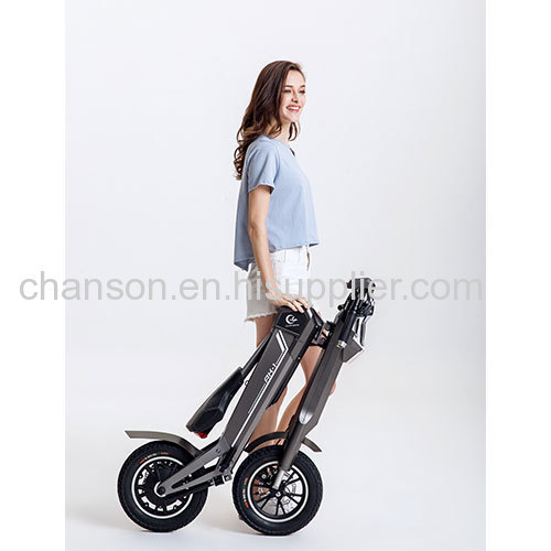 Smart et electric scooter