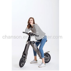 Automatic Smart Foldable Electric Minibike