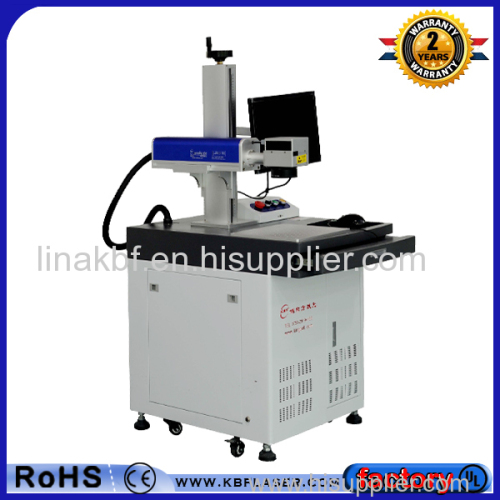 20W/30W/50W Portable Fiber Laser Marker Machine for Glasses/Acrylic/Pes/PVC/Titanium