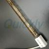 gold coating medium wave quartz heaters