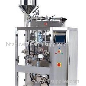 Automatic Liquid/ketchup/sauce Pouch Filling Packing Machine Manufacturers