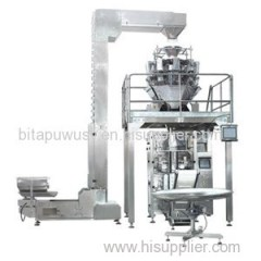 Automaitc Vertical Food Pouch Packing Machine