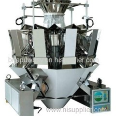 High Accuracy 10 14 Multihead Weigher For Packing Machine
