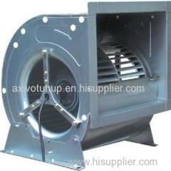 Low Noise Double Inlet Air Conditioning Direct Drive Centrifugal Fan Ventilation For Hotel Warehouse
