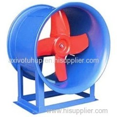 T35 BT35 Explosion Proof Axial Flow Fan High Flow Air Blower For Workshop Warehouse Ventilation Cooling