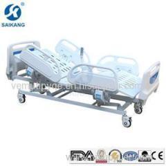 Adjustable 5 Functions Hospital Icu Nursing Bed For Sale