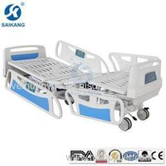 5 Functions Different Types Electric Hospital Adjustable Bed For Use