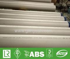 Tubo de aço inoxidável TP304