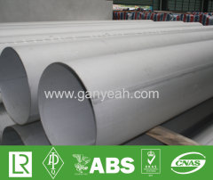Astm a554 sus304 welded stainless tubing