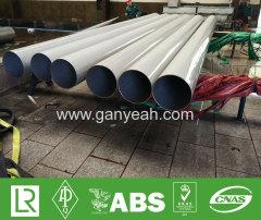 Stainless steel yield strength welded Tube