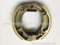Motorcycle brake shoe for Honda-weightness of 170g