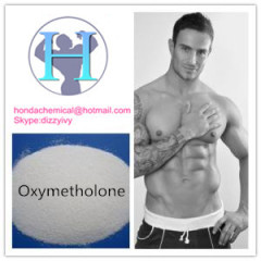 Oral Steroid Raw Powder Oxymetholone 99% Purity Oral Anabolic Steroid Oxymetholone CAS 434-07-1 for Muscle Building