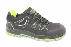 AX02001 pu+rubber Injection safety shoes