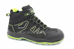 AX02002 PU rubber safety boots
