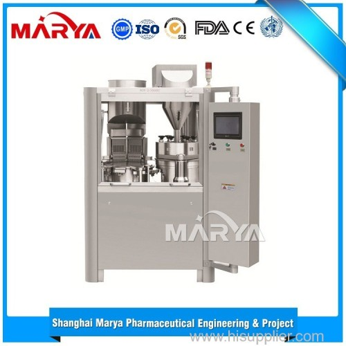 China factory sale automatic capsule filling machine in pharmaceutical industries