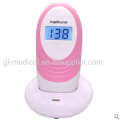 Homecare fetal heartrate doppler monitor