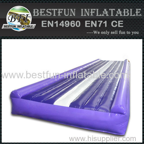 PVC inflatable gymnastic equipment