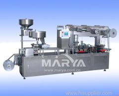 Professionele fabriek levering goedkope prijs automatische blister verpakking machine voor de farmaceutische industrie