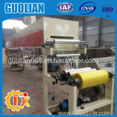 GL--500J China factory with transparent equipment for carton sealing tape gluing