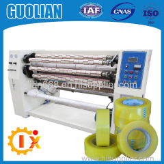 GL--210 Best selling (four-shaft exchange) for clear sello tape smart slitter rewinder