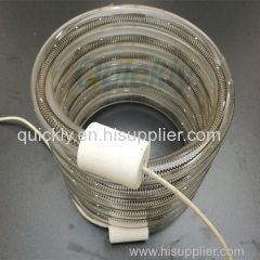 Infrared heating quartz lamp heater