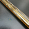 gold coating infrared heater lamps for mirror coating line