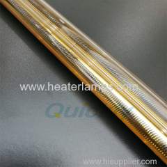mirror silvering coating line heating lamps