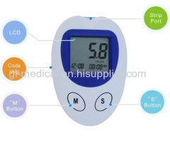 Homecare device Blood sugar monitor