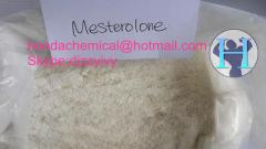 99% Anabolic Steroid Powder Mesterolone Proviron for Muscle building steroid raw Mesterolone Proviron 1424-00-6