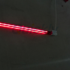 350mm infrared ruby lamps with SK15 end base