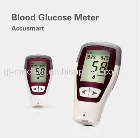 Blood sugar monitor glucose meter