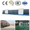 IGU line insulated glass machine insulating glass washing drying machine