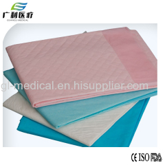 Disposable incontinence products Underpad