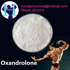 99% Anabolic Steroid Powder Anavar Oxandrolone female steroid Muscle building Cas53-39-4