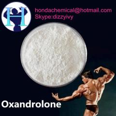 99 % 근육 강화 스테로이드 파우더 Anavar Oxandrolone 여성 스테로이드 근육 건물 Cas53-39-4