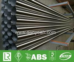 saldatura tubo di acciaio inox lucidato