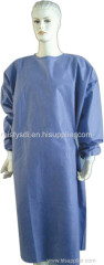 Surgical infection prevention product safety and comfortable SMS SURGICAL GOWN can minimise cross infection during su