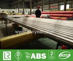 Sanitary tig welding stainless steel pipe