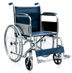 Folding manual wheel chair
