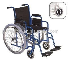 Hospital Furniture Manual Wheelchair