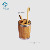 Bamboo bathroom ware series