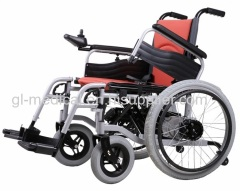 Power Wheel Chair with Big Function