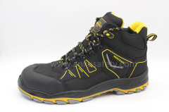 non-metal safety shoes with composite toe-cap and kevlar middle sole