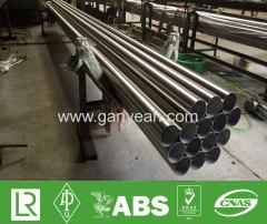 ISO 2037 tubos de aço inoxidável sus316 sanitário