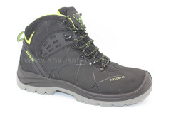 AX08006-1 nubuck upper safety boots